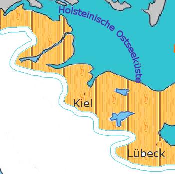 Klassenfahrt an die Holsteinische Ostseeküste