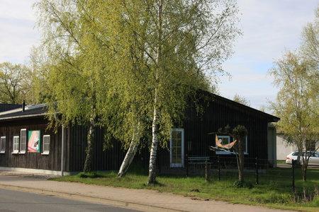 Ferienhaus Hängematte