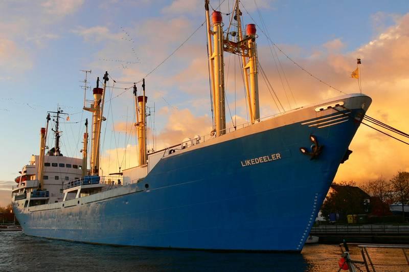 Ferienschiff MS Likedeeler