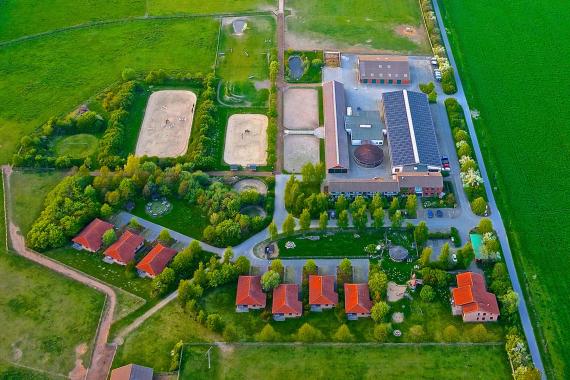 Reiterhof und Ferienpark Bernsteinreiter Hirschburg